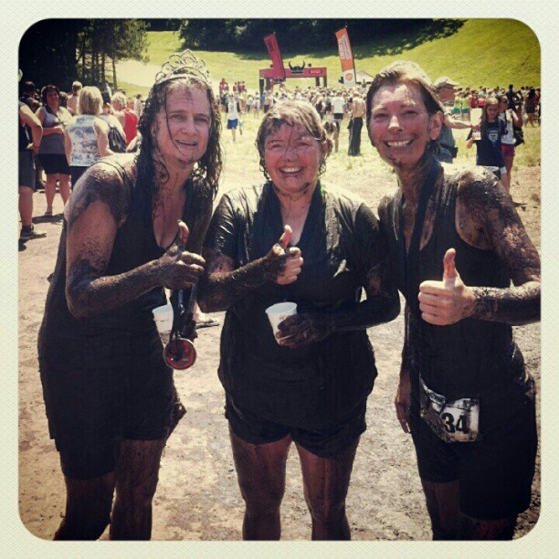 Warrior Dash 2012 (Taken with Instagram)