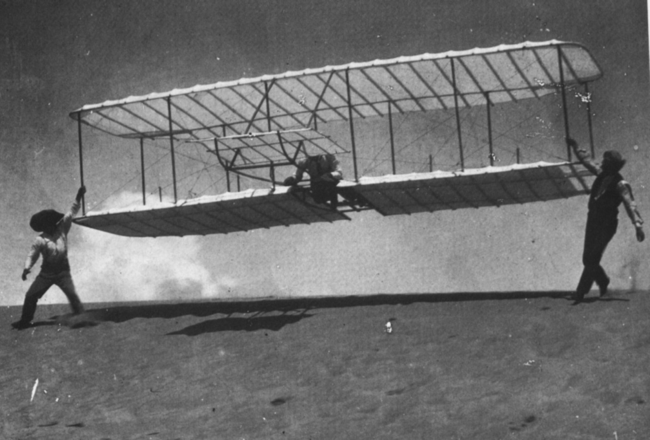 The making of the Wright Brothers—the need for families and parents to provide confidence and encouragement early on in the lives of their children. natcdance:  Today I went to the National Air and Space Museum in DC. I have to admit that learning about space isn't that interesting to me, but I loved exhibit about the Wright brothers. In the late 1800s and early 1900s, Wilbur and Orville Wright revolutionized the study of aerodynamics and built the world's first successful airplane. They were social entrepreneurs in every sense.  What I learned is way too exhaustive for a Tumblr post, but I especially enjoyed reading about all of the factors that influenced the brothers and guided them to their discoveries. Here are some of the factors I found most notable: 1. They came from a family of religious intellectuals who had been active in various social reform movements like abolition, temperance, and women's rights. 2. The brothers placed a lot of value on family relationships. 3. They were highly supported and encouraged by their parents to explore and learn. 4. Their parents instilled in them self confidence that allowed them to reject preexisting theories that had been developed by formally educated scientists. 5. They grew up in a city that, at the time, was highly conducive to technological innovation. 6. They learned about a wide variety of subjects and pursued careers in printing and bicycle repairing; they applied the multifaceted knowledge they had gained to their studies of aerodynamics. 7. They were enthusiastic and optimistic. 8. They approached the problem in a new way—they didn't just ask why, but how. It was interesting to see how much Momma and Papa Wright influenced the incredible work of these two brothers. If we want to see more people like Wilbur and Orville, we can start by instilling confidence in our young people—confidence to question, confidence to experiment, confidence to fail and confidence to keep trying. Only then will we see a world in which each person realizes his or her role in solving the problems of our day.