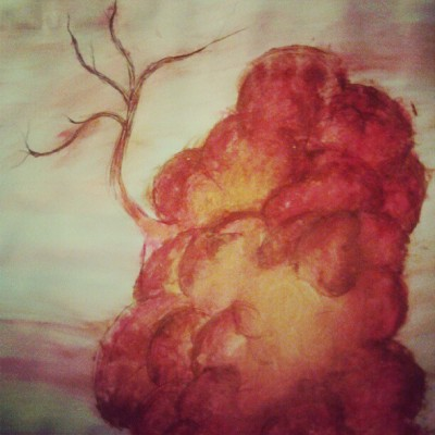 Watercolor (Taken with Instagram)