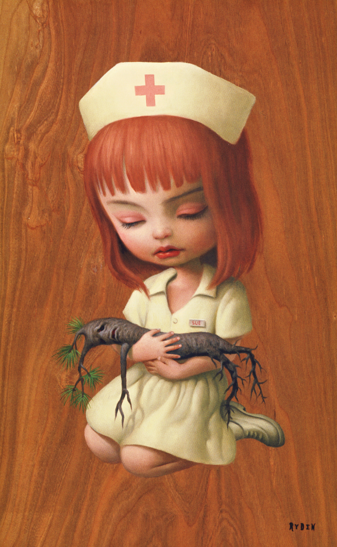 bohemea:  Nurse Sue by Mark Ryden, 2006