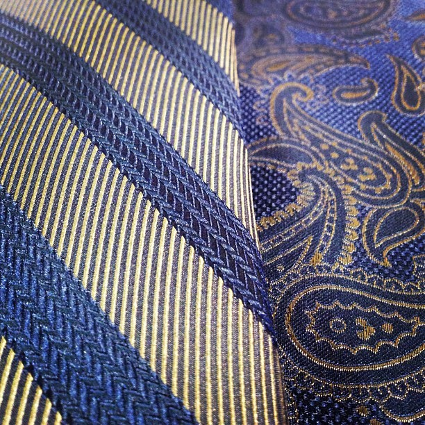 Tie & Pocket Square Combo.