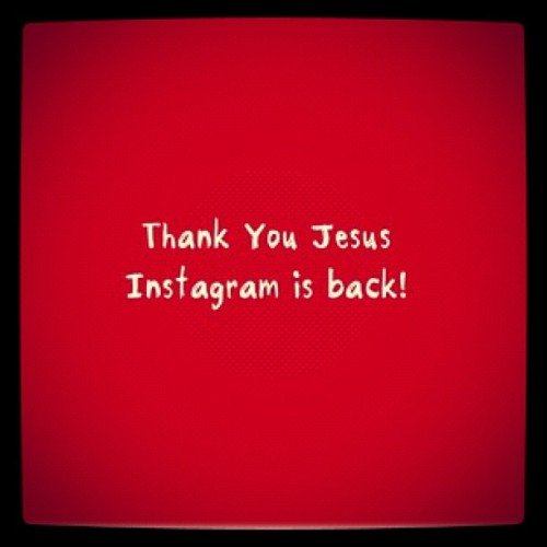 :) #instagram #instagramisback #follow #Instagood #funny #happy #NYC (Taken with Instagram at Instagrampocalypse)