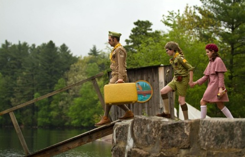 Jason Schwartzman in Moonrise Kingdom which I loved.  Cousin Ben has to be one of my favorite characters, even though it was just a short cameo.