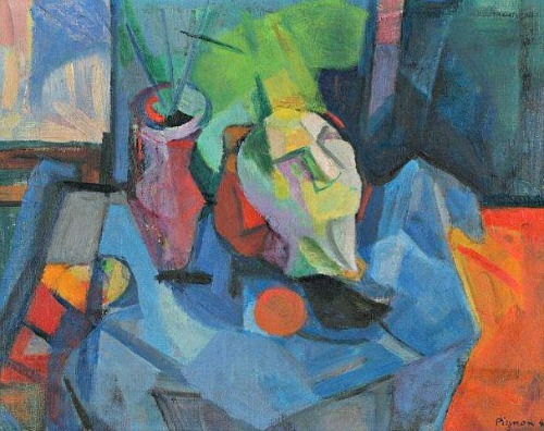 Edouard Pignon Still Life with the Head of Seneca 20th century