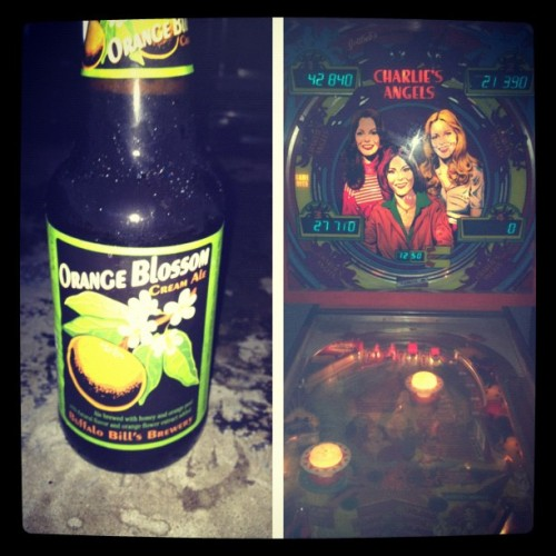 Beers and pinball! 👍🍻 (Taken with Instagram)