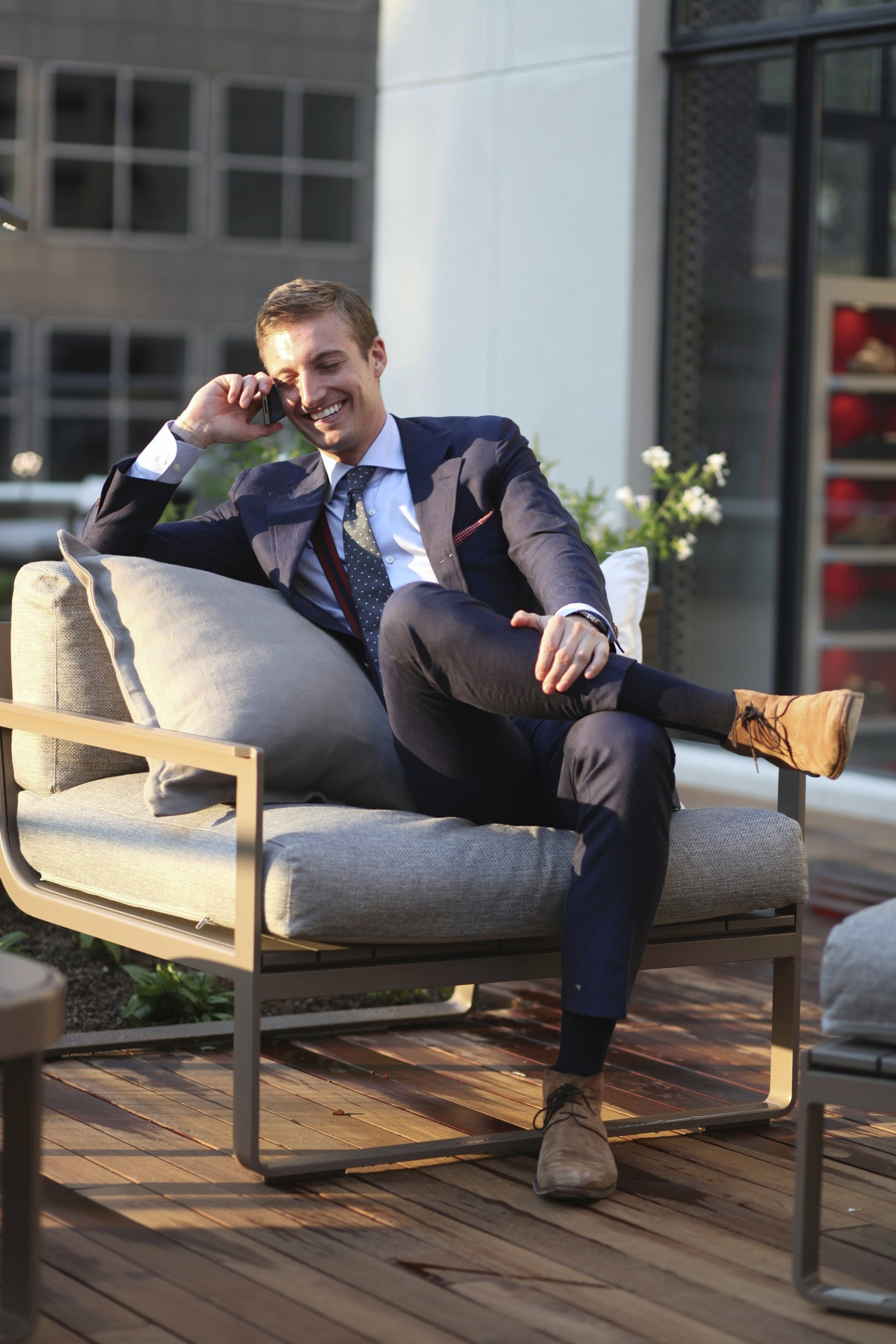 suitsupply:  Call your friends. It's time to #suitup