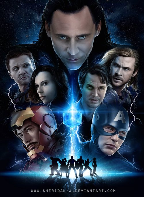 THE AVENGERS By *Sheridan-J Sheridan Johns