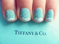 dankimredmango:  Tiffany Blue…