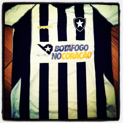 Shirt of the day: Botafogo, Kappa, 2006  In honour of Clarence Seedorf