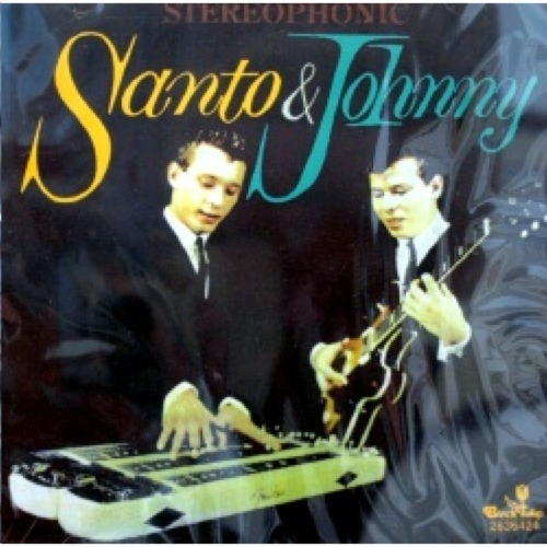 Santo & Johnny - Blue Moon