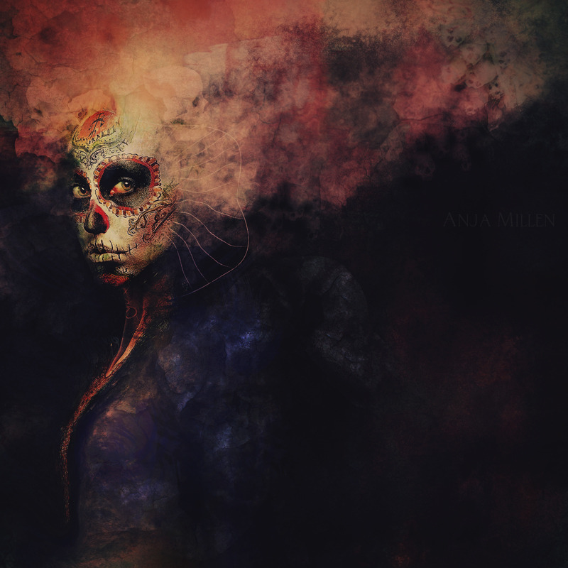 artsylessfartsy:  Daily Deviation 07.01.12  In Du bist in meinen Traum gestiegen by *Obscurae, the artist demonstrates how careful brushwork, texturing, and lighting effects can be used to create a dark, mysterious atmosphere while maintaining quality.