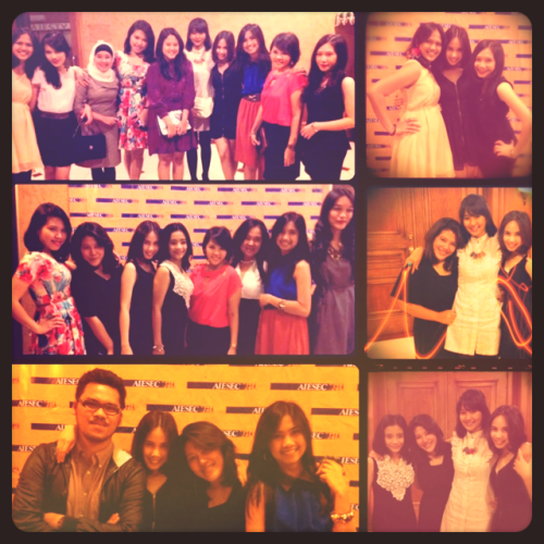 "Awarding Night 2012 AIESEC LC Bandung  ""Thanks for gorgeous year @AIESECBANDUNG it's time to move on & fly higher ♥"" - nestya's tweet   it is sad, time for leaving AIESEC Bandung and grown up like the others do :"")"