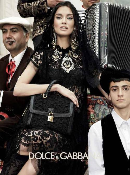 rawbdz:  Monica Bellucci and Bianca Balti for Dolce & Gabbana Womenswear Fall/Winter 2012/13 Ad Campaign.