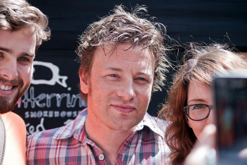 Jamie Oliver and Eat.St throw a great street party