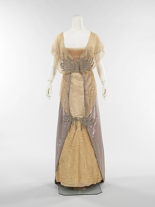 Dress Drécoll, 1913-1914 The Metropolitan Museum of Art