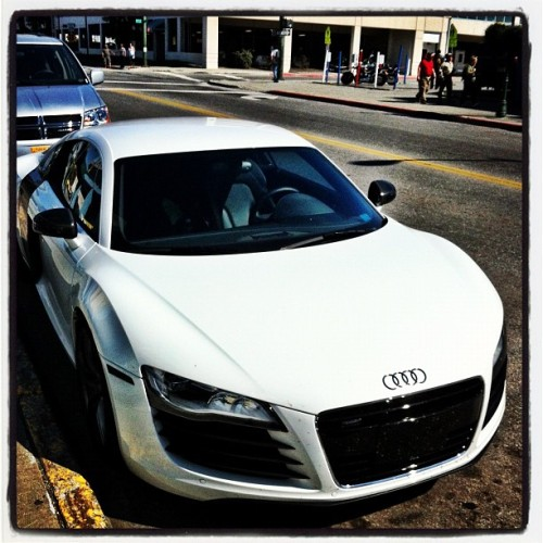 #Yum #Audi #R8 #Cars #Sexy #Anchorage  (Taken with Instagram)