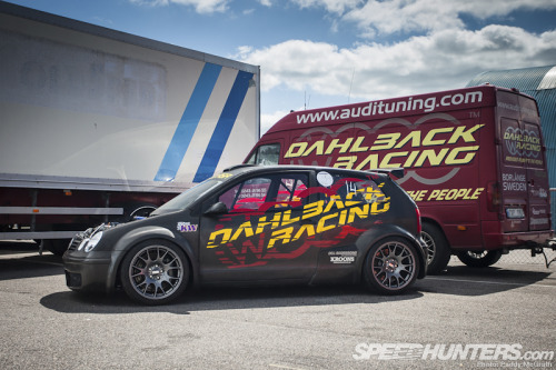 Dahlback Racing Polo RSR