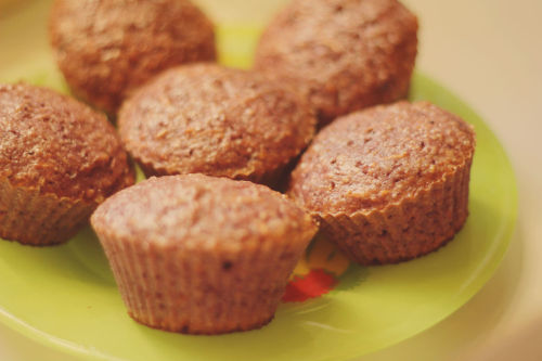 vegan muffins for breakfast