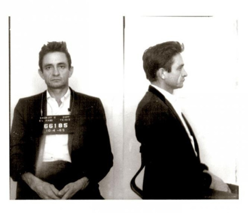 stfumadison:  Johnny Cash.