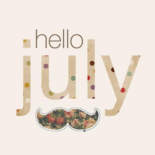 Hello, July. Please be nice :)