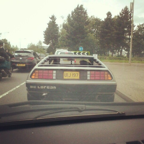 Time travel to milton keynes…xo! (Taken with Instagram)