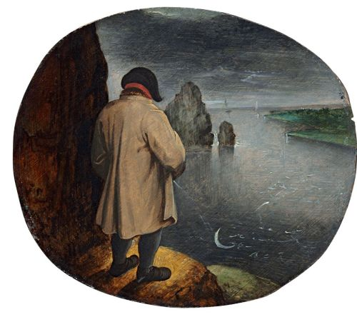 theshipthatflew:  poboh:Pissing at the Moon, Pieter Bruegel the Younger. Flemish Northern Renaissance Painter (ca 1564 - 1638)