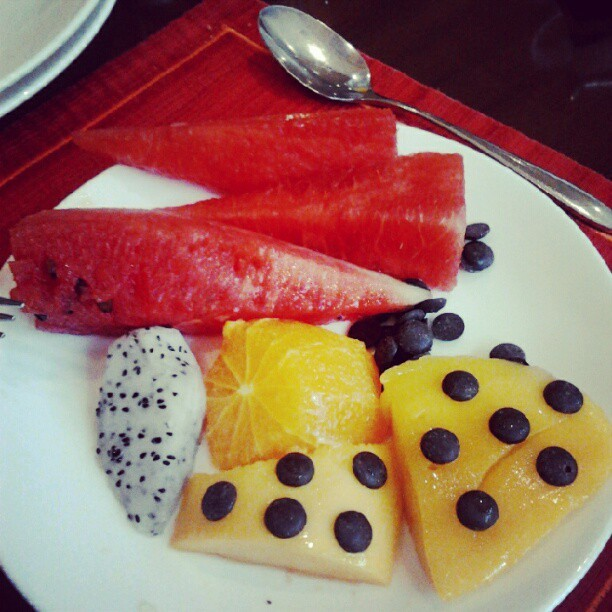 Yummy food.. :D (Taken with Instagram)