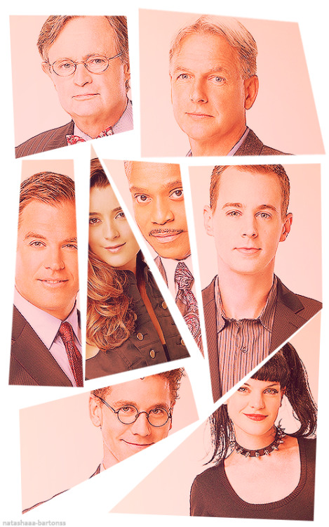 Shoutout to this cast for being them: NCIS