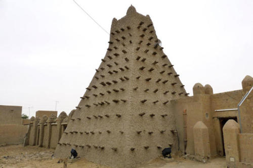 Again: Islamists destroy monuments, this time in Timbuktu  Al Qaeda-backed Islamists in Mali destroyed centuries-old UNESCO sites Saturday, recalling the 2001 destruction of Buddha statues in Afghanistan by the Taliban.  …. The Christian Science Monitor
