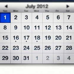 When the first is on a Sunday it makes my OCD oh so very happy. #OCD #july #july1 #fun #summer #calendar #iphone #yeah #actor    (Taken with Instagram)