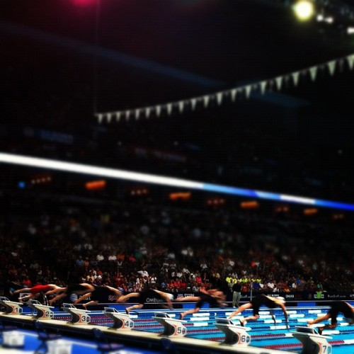 #Olympic #SwimTrials  (Taken with Instagram at 2012 Olympic Swim Trials)