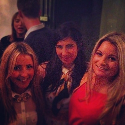 The girls. #birthday #friends #london  (Taken with Instagram)