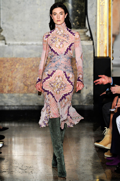 sexyqueen:  Emilio Pucci Fall 2012 Collection