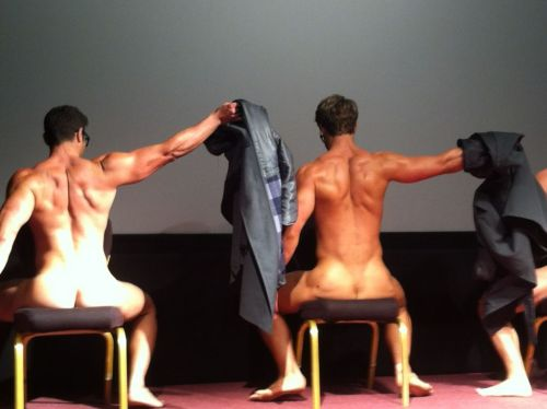 DREAM IDOLS live at Magic Mike screening
