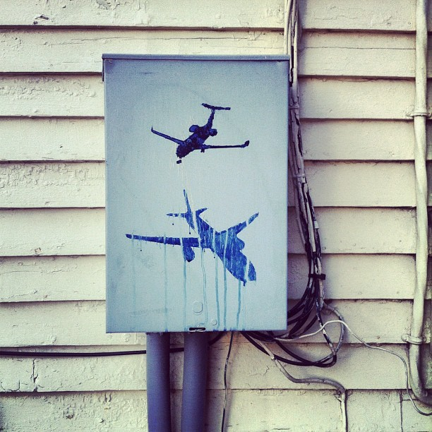 positionaldistortion:  Airplane Tags (Taken with Instagram)