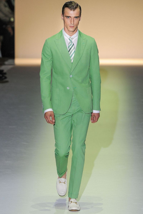 Gucci Spring Summer 2013
