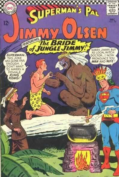 MARRY KING KONG, JIMMY. DO IT NOW