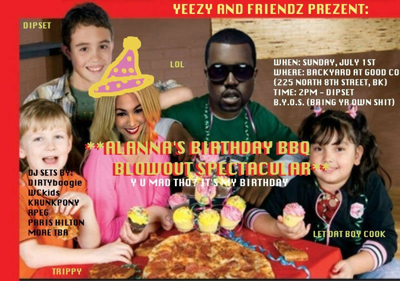 Happy Birthday Alanna  Today at Good Co Catch We're Spinning For Our Good Friend and fellow dj alana's (@AlanaRaben) Birthday Good tunes and Nice vibes All afternoon Long come Kick It With us !  (CLICK FLYER FOR FACEBOOK EVENT PAGE)
