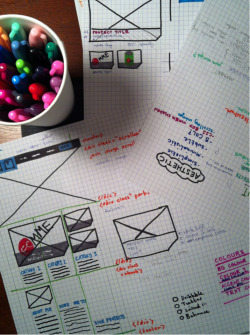 Picturesandtext.co.uk redesign planning is underway.