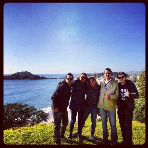 #beautifulday #friends #trip #nz #tauranga #mtmaunganui (Publicado com o Instagram)