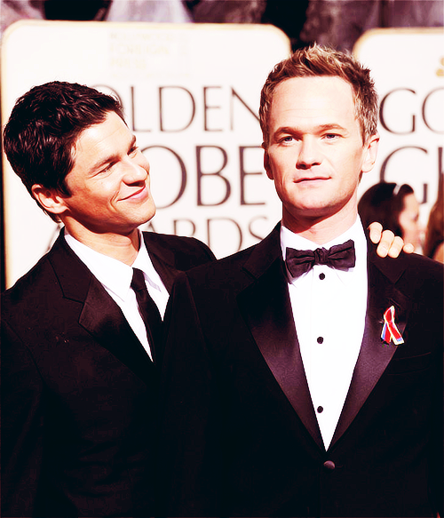 15/50 of neil patrick harris and/or david burtka