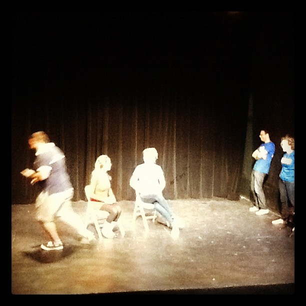 MMDK at Urban #dcm14  (Taken with Instagram)