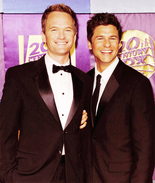 13/50 of neil patrick harris and/or david burtka