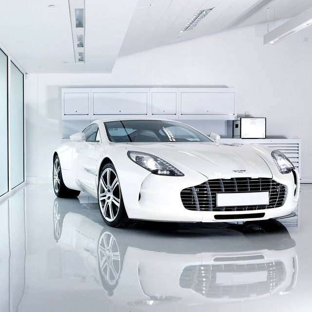 themiggz:  Aston Martin One-77