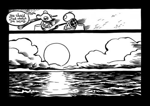 17 - Les comics que vous lisez en ce moment - Page 3 Tumblr_m6hxkjDfEM1qa1ryyo1_r1_500