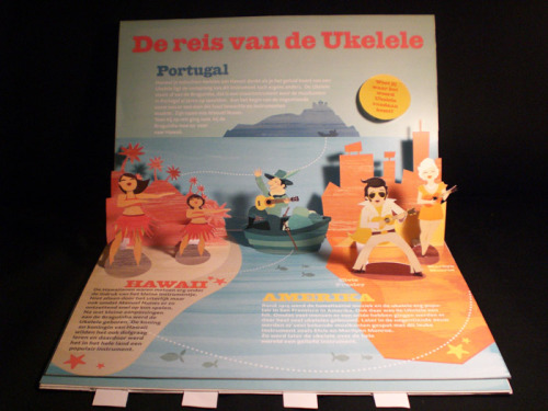 Ukelele! is an interactive educational pop-up book about the…. Ukelele!