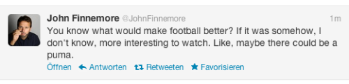 thelilnan:  gettingoverthis:  John Finnemore, Ladies and Gentlemen.  he's literally Arthur