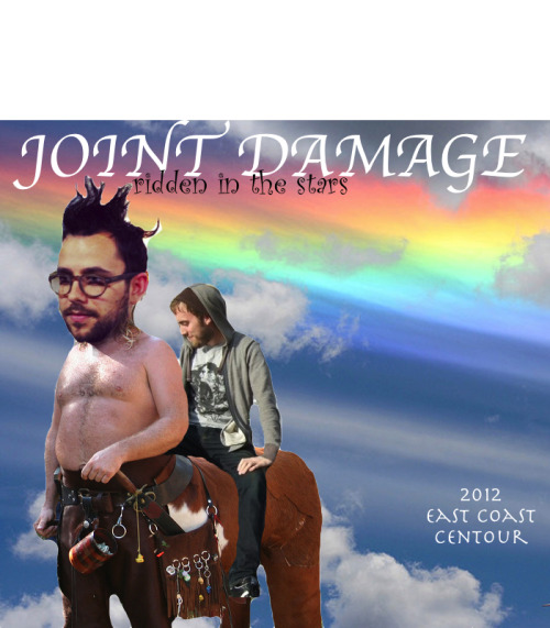 i made a tour poster for joint D