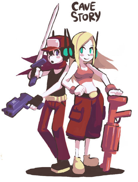 usamiko:  Yet more Cave Story
