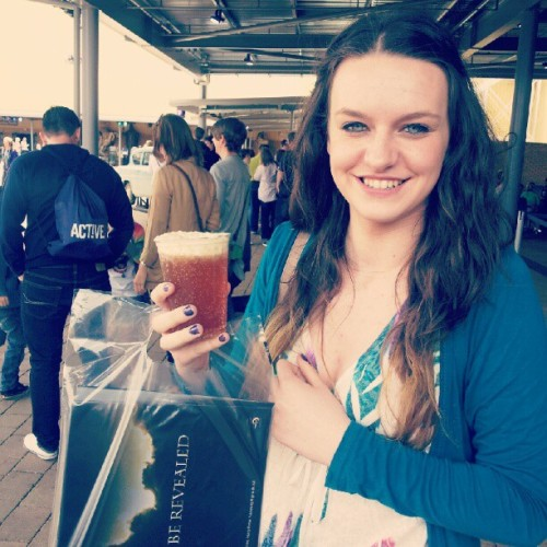 Butterbeer! #HarryPotter #LeavesdenStudios  (Taken with Instagram)